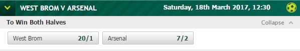 bet to win both halves