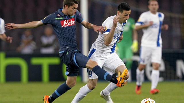 Dnipro - Napoli preview and match facts