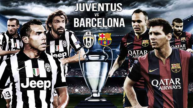 Champions League Final: Juventus - Barcelona Preview and Betting Tips