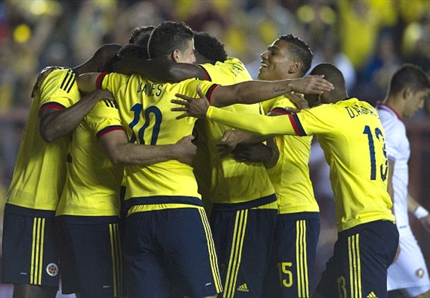 Colombia – Venezuela Preview and Betting Tips