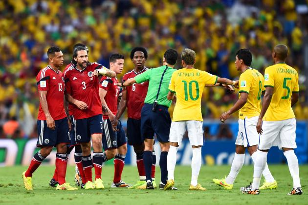 Brazil – Colombia Preview and Betting Tips