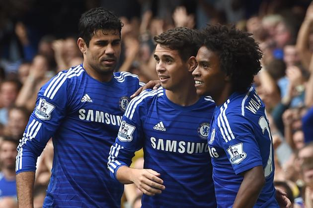 Chelsea: 2014/15 Premier League Season Review and Betting Stats