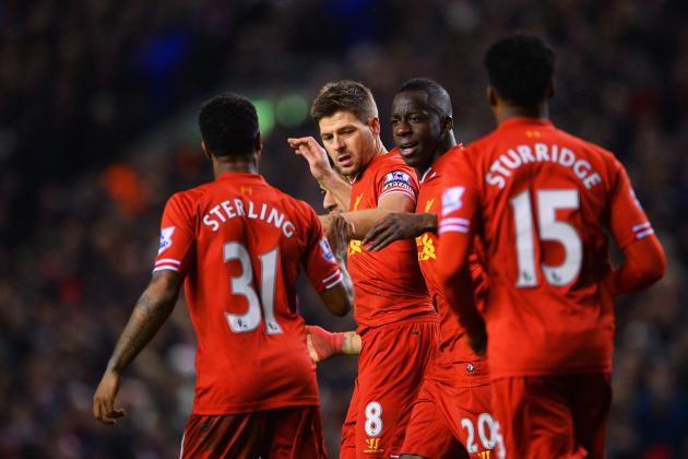 Liverpool's 2014/2015 Premier League Review and Betting Stats