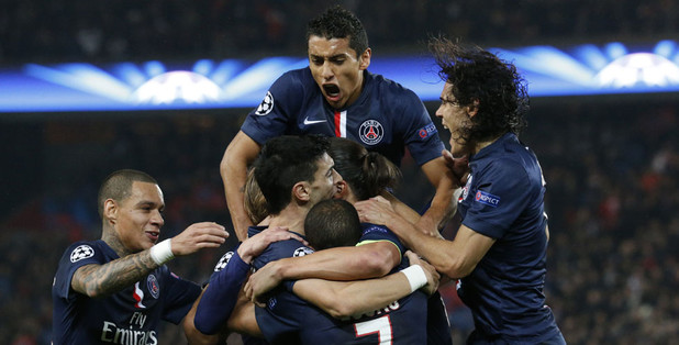 PSG's 2014/15 Ligue 1 Review and Betting Stats
