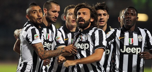 Juventus: 2014/15 Serie A Review and Betting Stats