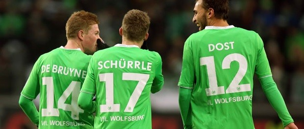 Wolfsburg's 2014/15 Bundesliga Review and Betting Stats