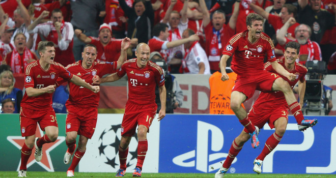 Bayern Munich-Hamburger SV betting preview