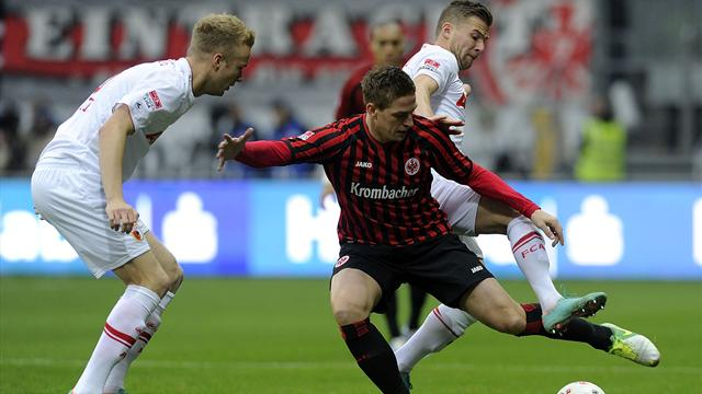 Eintracht Frankfurt-Augsburg betting preview