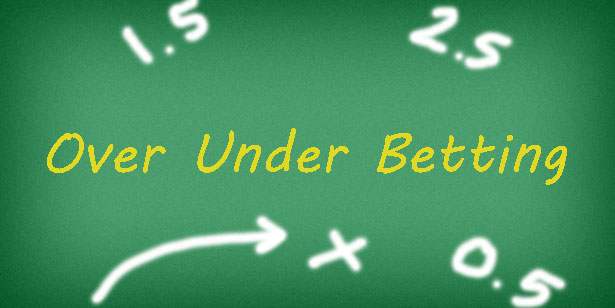 Image result for betting over under