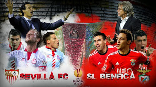 Europa League Final Prediction - Sevilla vs Benfica