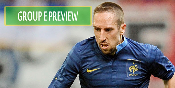 World Cup 2014 - Group E Preview