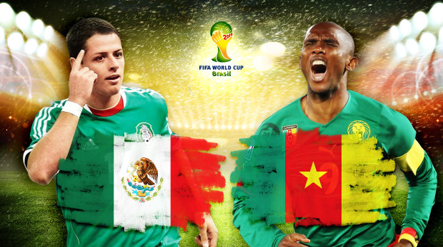 Mexico-Cameroon preview - World Cup 2014
