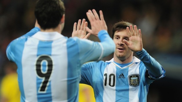 Argentina-Bosnia-Herzegovina preview - World Cup 2014