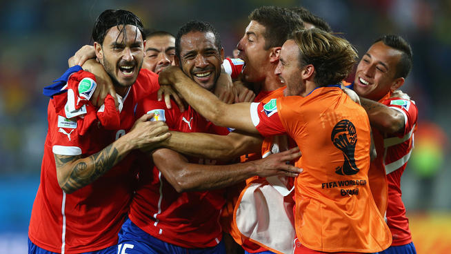 How far can Chile go in World Cup 2014?