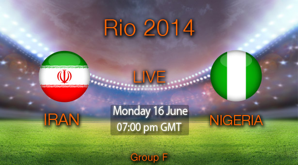 Iran-Nigeria betting preview - World Cup 2014