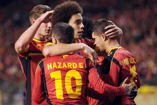 Belgium-Algeria preview - World Cup 2014