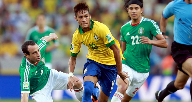 Brazil-Mexico preview - World Cup 2014