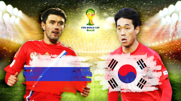 Russia-Korea Republic betting preview