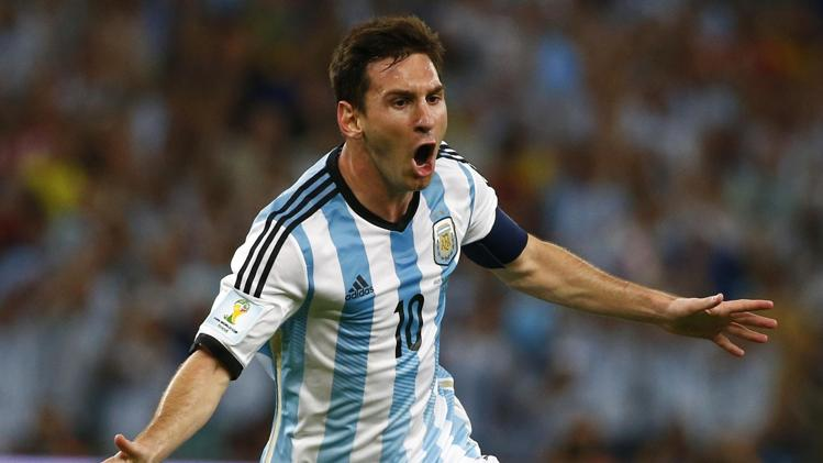 Argentina-Iran preview - World Cup 2014