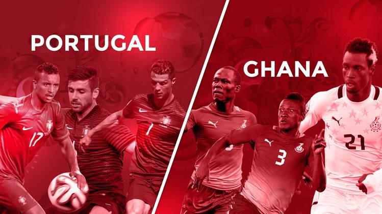 Portugal-Ghana preview - World Cup 2014