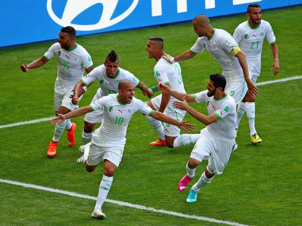 Algeria-Russia preview - World Cup 2014