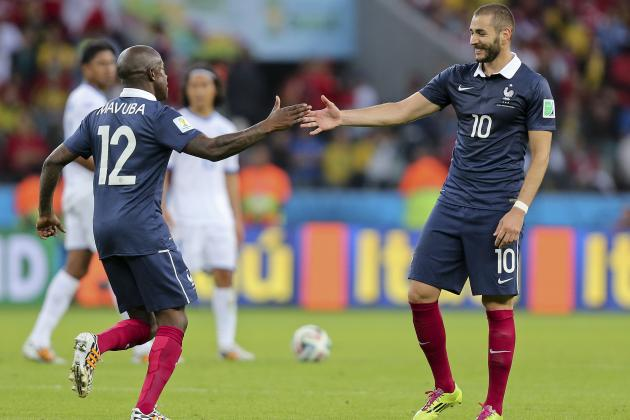 France-Nigeria preview - World Cup 2014