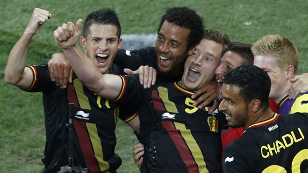 Belgium-United States preview - World Cup 2014