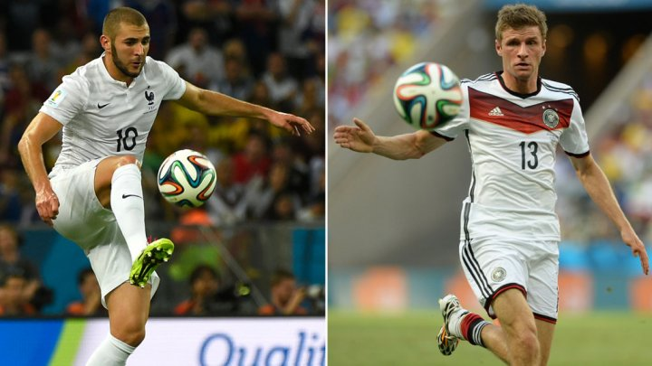 France-Germany preview - World Cup 2014