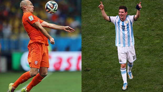 Netherlands-Argentina preview - World Cup 2014