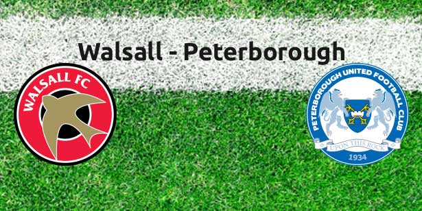 Walsall-Peterborough betting preview