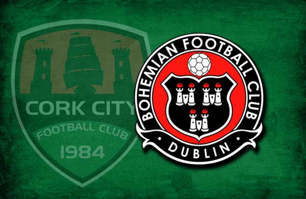 Bohemians - Cork City injuries and suspensions