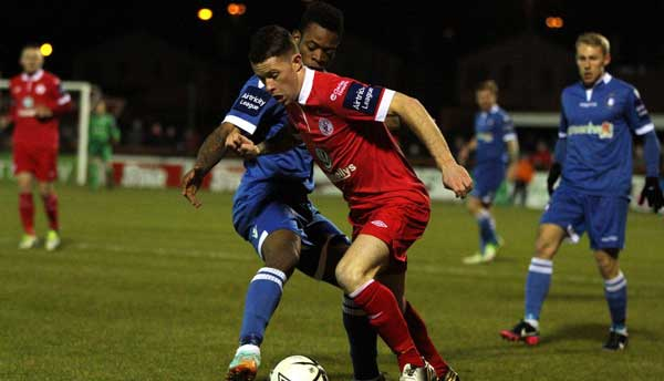 Sligo Rovers - Limerick injuries and suspensions