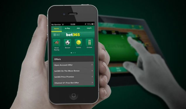 Does bet365 have an iPhone App?