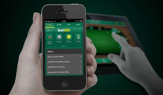 App bet365 móvil
