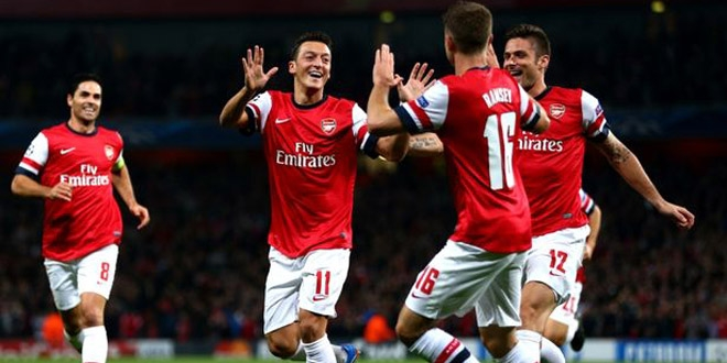 Arsenal - AFC Bournemouth betting tips