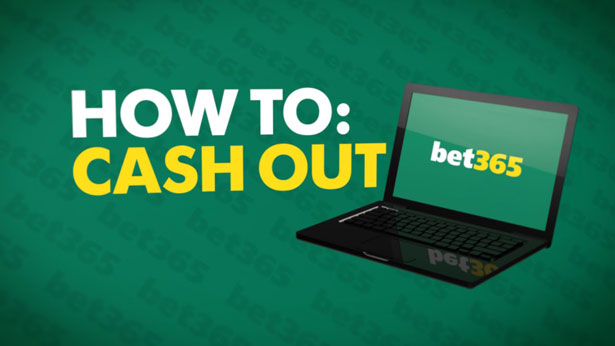 How does bet365 cash out and cash out slider work?