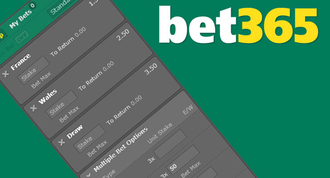 ​How to place an accumulator bet on bet365