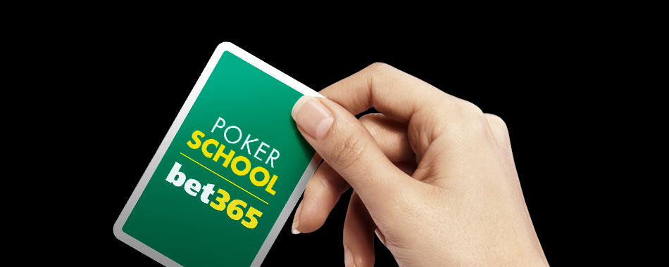How to play poker at bet365?