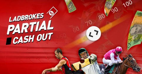 ​Ladbrokes cash out option