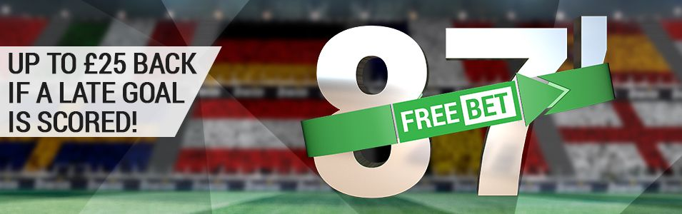 bwin Euro 2016 late goal free bet offer