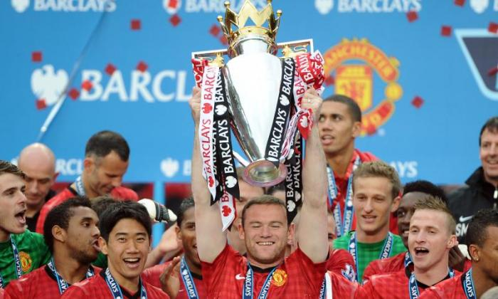 Coral new customer offer for Manchester United to win the Premier League - 14/1