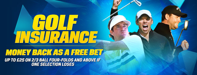 ​Coral's Golf Acca Insurance