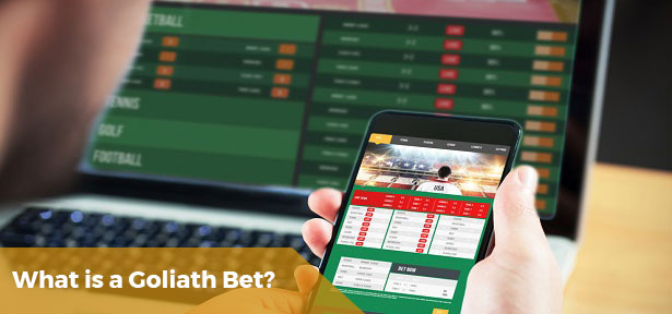​What is a Goliath bet?