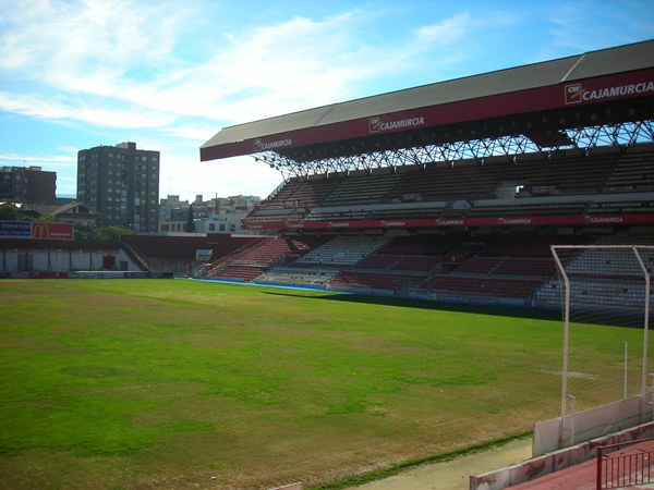 Estadio de La Condomina (old)